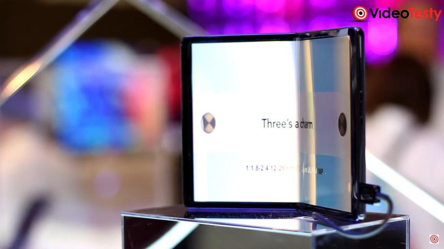 Ekran TCL prezentuje znacznie częściej spotykane w tabletach proporcje