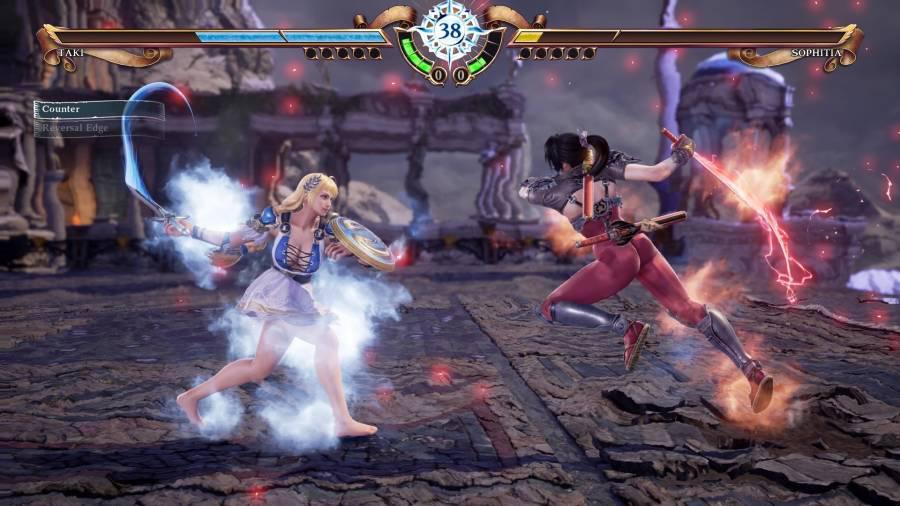 Gra Soulcalibur VI - PC/PS4/XONE