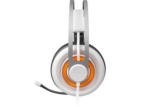 SteelSeries Słuchawki z mikrofonem SIBERIA ELITE PRISM WHITE Gaming
