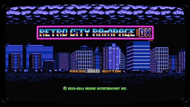 Piątkowe Granie #11 - Retro City Rampage DX