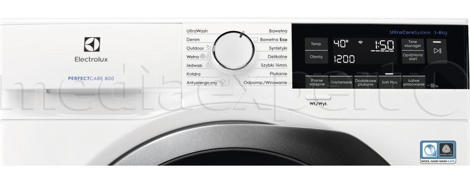 Electrolux PerfectCare EW8F328SP A+++ 8KG !