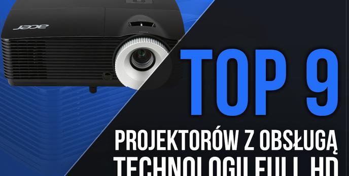 TOP 9 Projektorów z Obsługą Technologii Full HD - Co Najlepsze Gdy Liczy Się Jakość Obrazu?