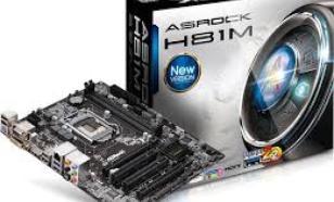 ASRock H81M
