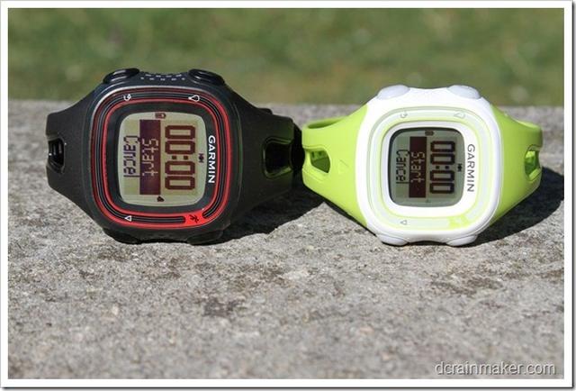 Garmin Forerunner 10 - kolejny zegarek dla osób lubiących biegać