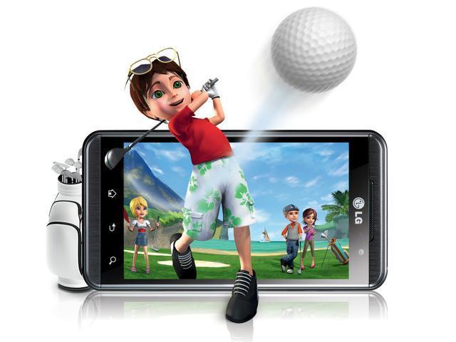 Obraz 3D w telefonie