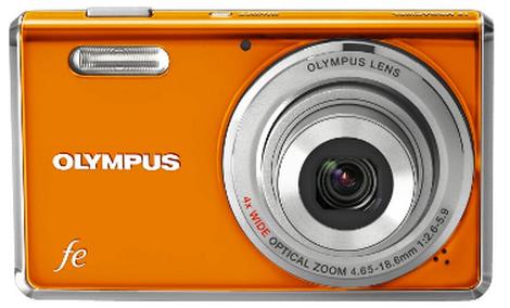 Olympus FE-4000 [TEST]