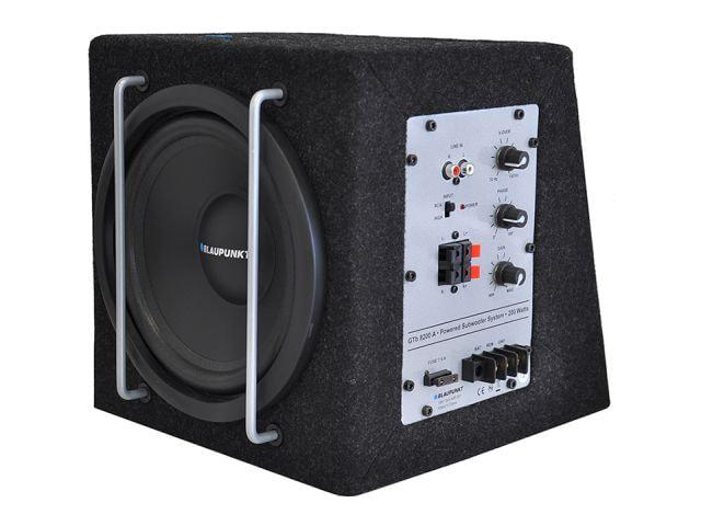 Solidny subwoofer od Blaupunkt