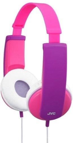 JVC Słuchawki HA-KD5 pink