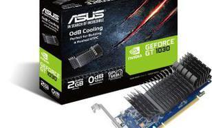 ASUS GeForce GT 1030 2GB GDDR5 64bit - RATA GRATIS I W TYM ROKU NIE