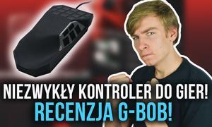 Niezwykły Kontroler Do Gier! - Recenzja G-BOB!