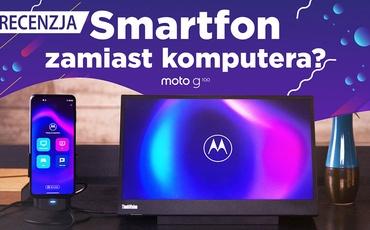 Przetestowałem Motorolę Moto G100 i Ready For - Jak wygląda przyszłość Motoroli?