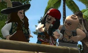 CD Projekt Red LEGO Piraci z Karaibów PS3 PL