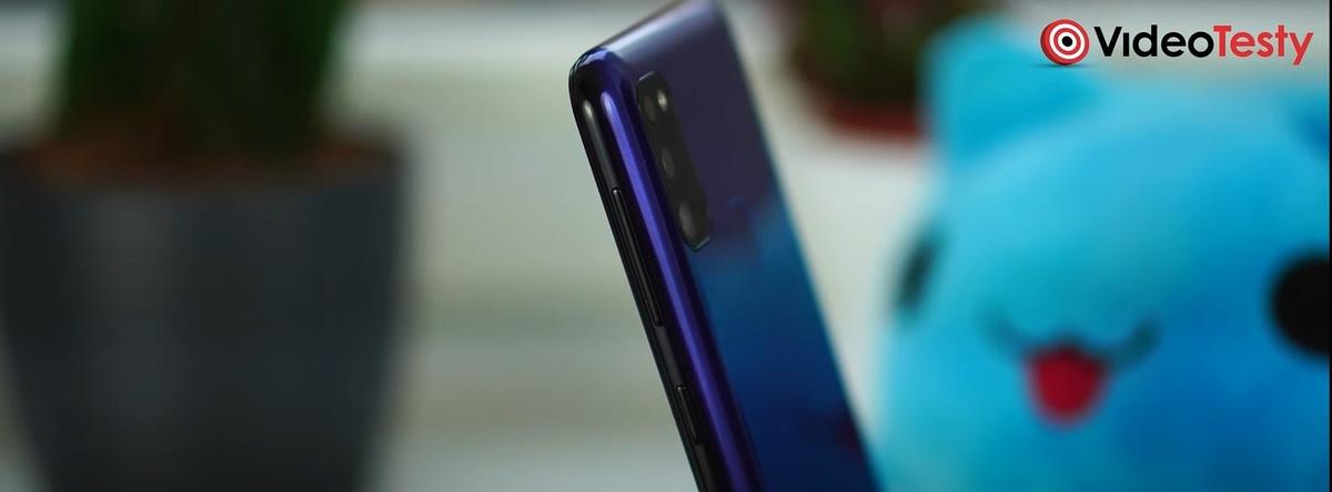 Samsung Galaxy M21 to ciekawy smartfon