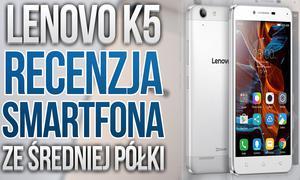 Lenovo K5 - Recenzja Smartfona ze Średniej Półki