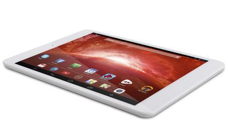 GOCLEVER ORION 785 - smukły i niewielki, ale wydajny tablet