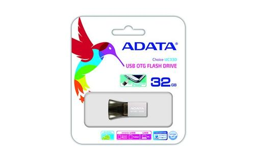 A-Data Dashdrive Choice UC330 32GB USB2.0 OTG Retail
