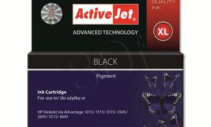 ActiveJet AH-650BR tusz czarny do drukarki HP (zamiennik HP 650 CZ101AE) Premium