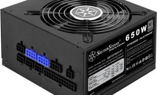 SilverStone Strider PlatinumSeries - 650 Watt (SST-ST65F-PT)