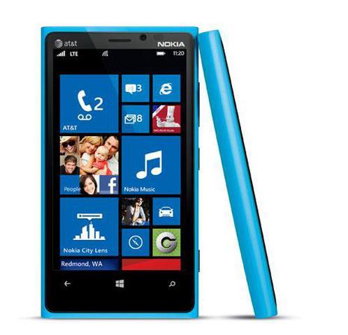 Recenzja telefonu komórkowego Nokia Lumia 920