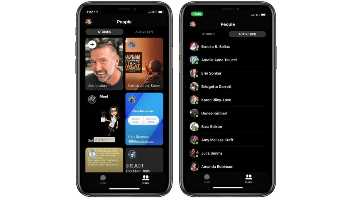 Messenger bez Odkryj będzie mieć zaledwie dwie sekcje