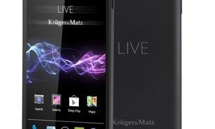 Kruger&Matz LIVE 2