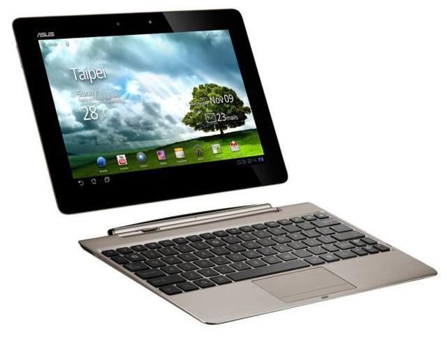 ASUS prezentuje innowacyjne tablety z linii Transformer Pad