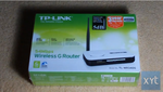 TP-Link TL-WR340G - unboxing routera