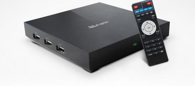 Measy - Smart TV w Trzech Wymiarach