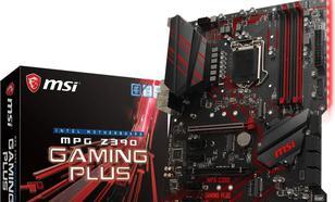 MSI MPG Z390 GAMING PLUS s1151 4DDR4 HDMI/DVI ATX