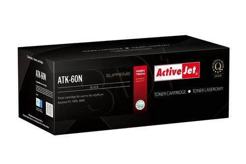 ActiveJet ATK-60N toner Black do drukarki Kyocera (zamiennik Kyocera TK-60N) Supreme