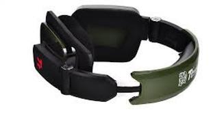 Thermaltake Tt eSPORTS Słuchawki dla graczy - Shock Battle Edition - Military Green