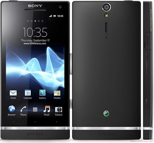 """Smartfon Sony Xperia S finalistą konkursu """"Dobry Wzór 2012"""""""