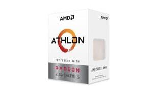 AMD Athlon 200GE WIT RADEON VEG