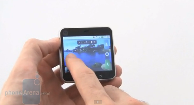 Motorola FLIPOUT - test telefonu