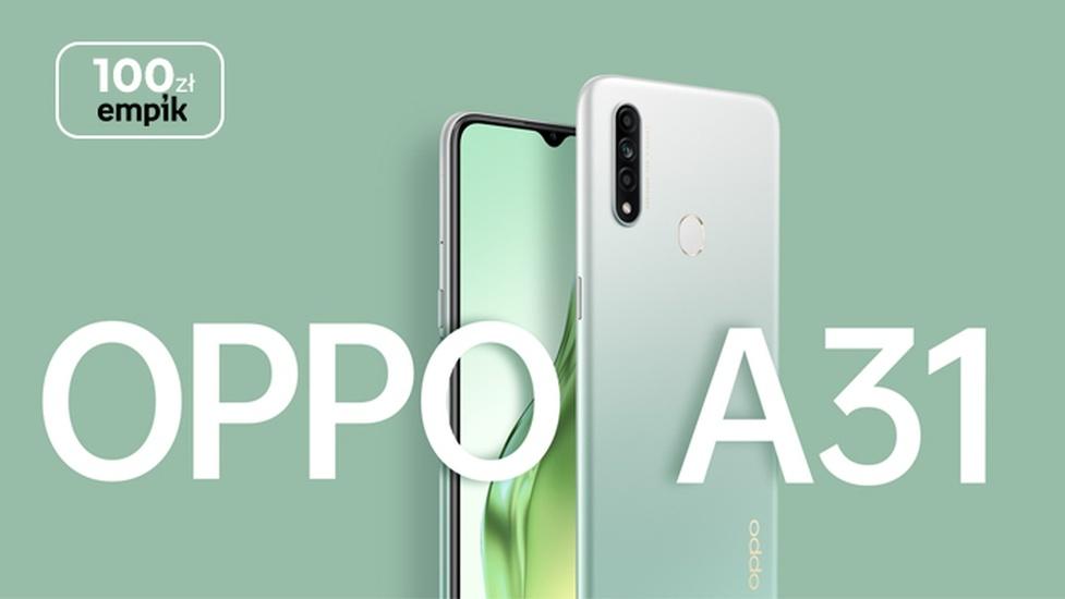 Oppo i Plus dają 200 zł do Empika przy kupnie smartfona