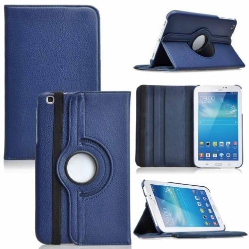 "WEL.COM Etui obrotowe Samsung Galaxy Tab Pro 8.4"" granatowe"