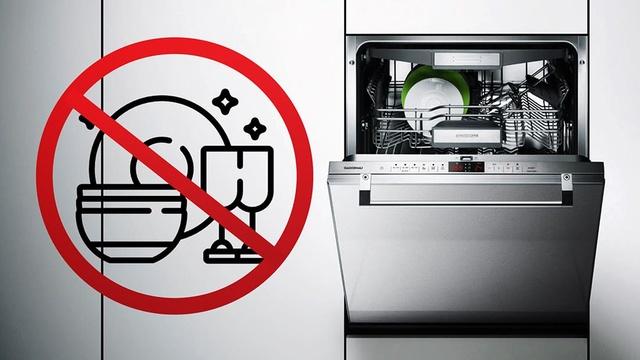 Jakich naczyń nie wolno myć w zmywarce?