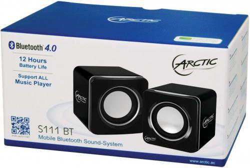 Arctic S111 BT (SPASO-SP009BK-GBA01)