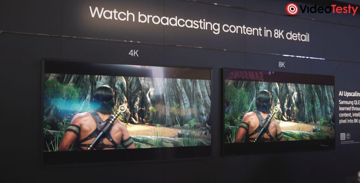 telewizory 8k z IFA 2019