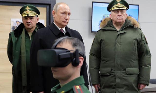 Rosja także szykuje się do kosmicznej batalii