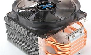 Zalman Optima CNPS 10X - recenzja chłodzenia procesora