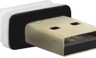 Qoltec Bezprzewodowy Mini Adapter USB Wi-Fi 150Mbps