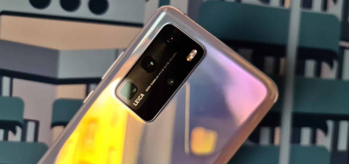 Huawei P40 Pro ma aparaty opracowane z Leicą