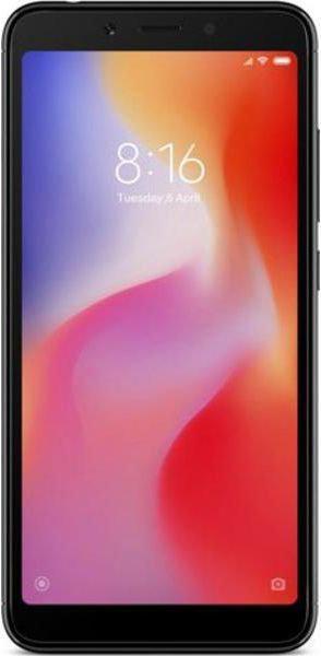 Xiaomi Redmi 6A 2/16GB Czarny