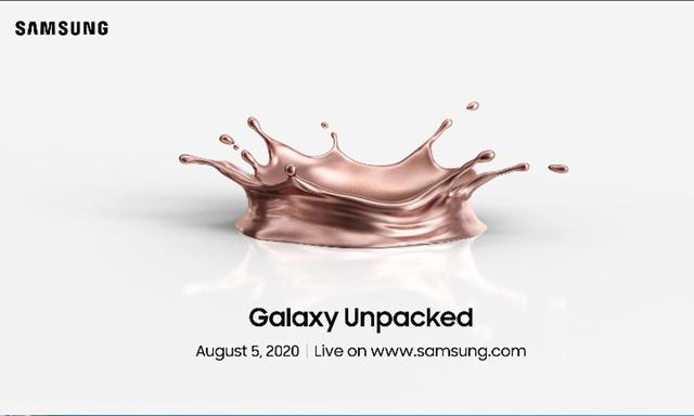 Samsung podał datę premiery serii Galaxy Note 20