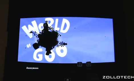 World of Goo - recenzja gry na Apple iPad