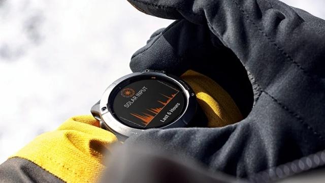 Zegarek od Garmina spisze się dobrze w ekstremalnych warunkach