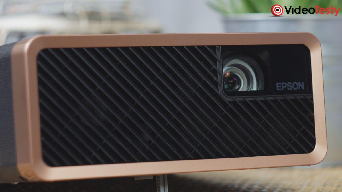 testujemy projektor Epson EF-100