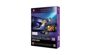 Pinnacle Studio 18 Ultimate PL - Nowa licencja