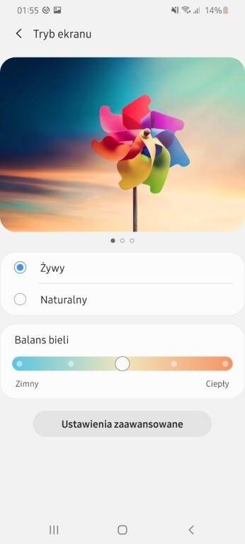 Samsung Galaxy S20 Ultra to może oferować kilka trybów ekranu